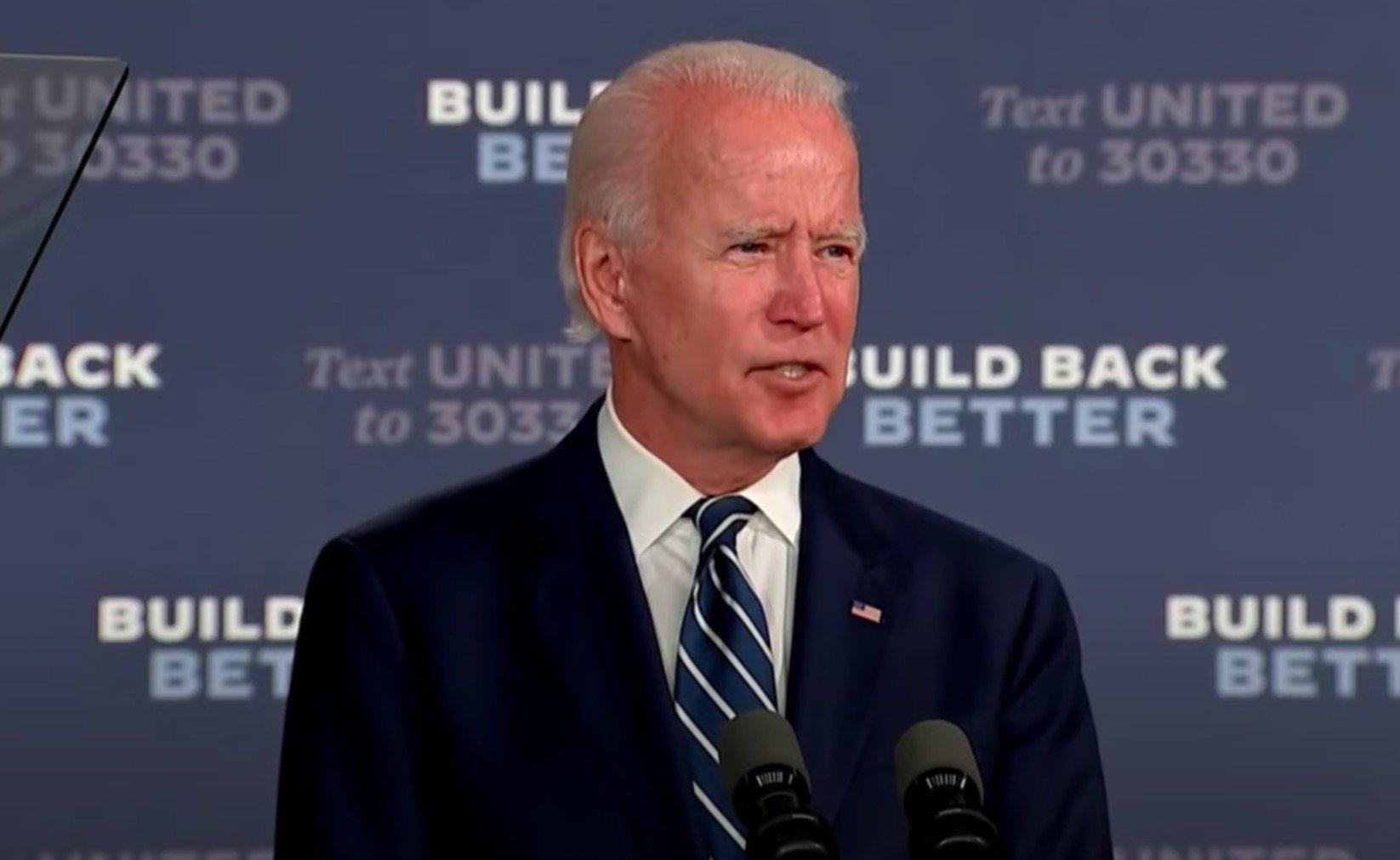 Joe Biden Occupational Therapy 2020
