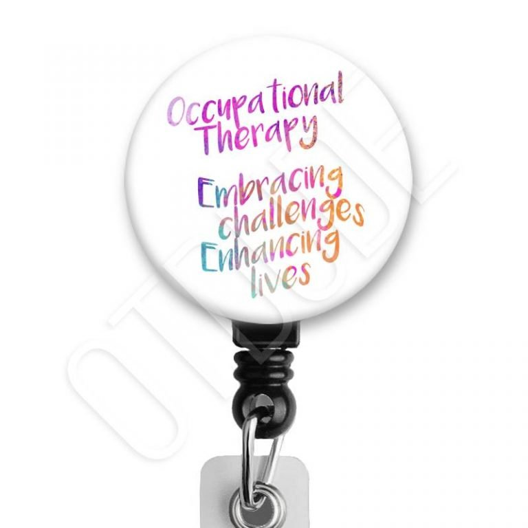 ot month 2020 badge reel product image