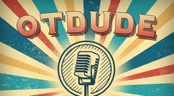 OTDUDE Podcast Cover