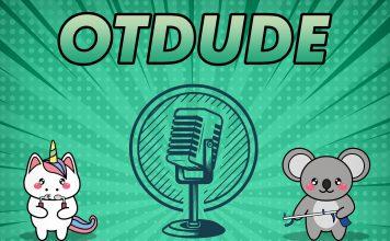 OTDUDE Podcast Cover 4