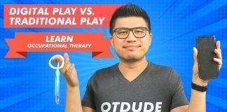 Digital Play vs Traditional Play