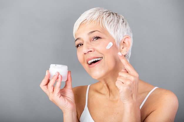 Aging cream
