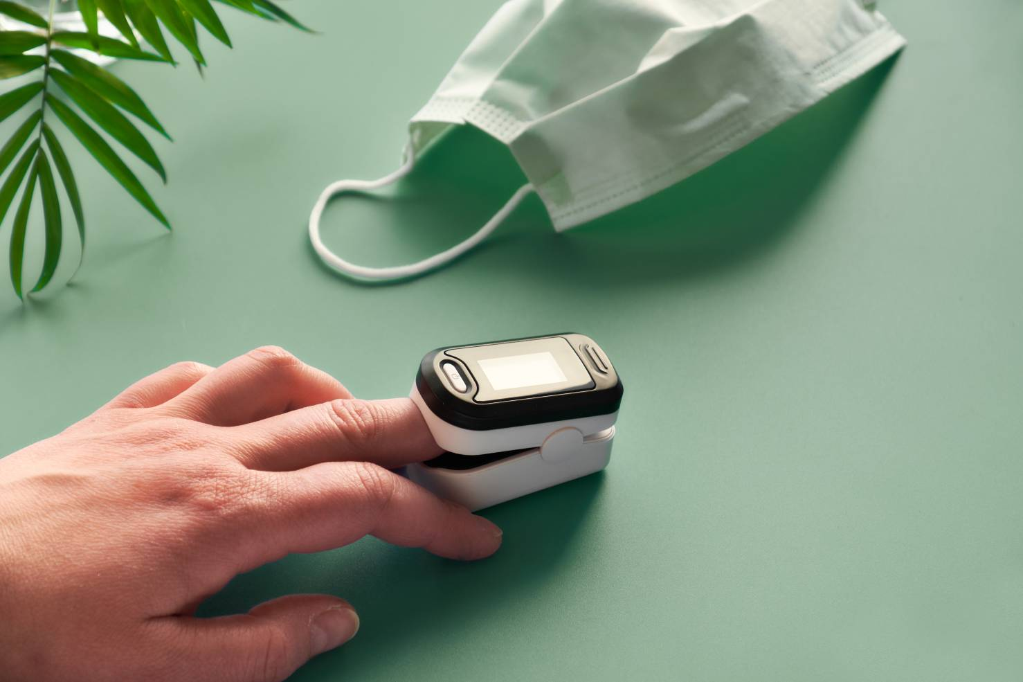 Pulse Oximeter Occupational Therapy