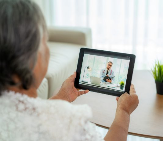 occupational therapy telehealth adults