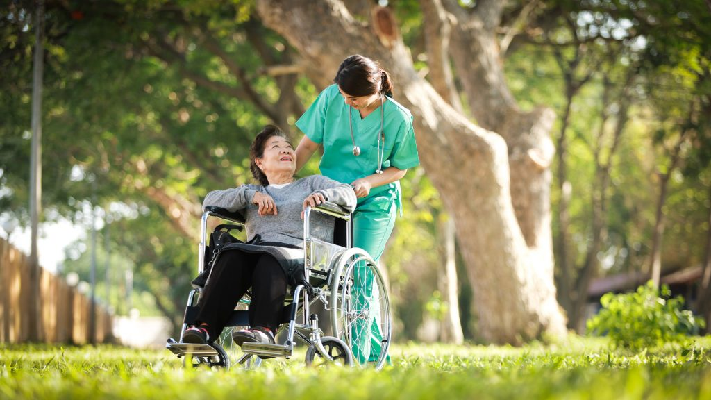 Wheelchair Family Caregiver OT Training Checklist